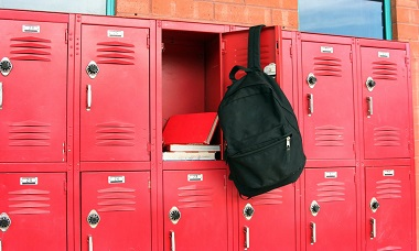 Lockers Available